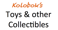 Kolobok's Toys & other Collectibles